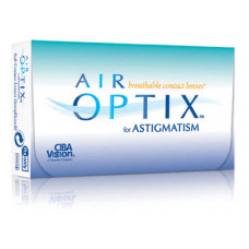 AIR OPTIX FOR ASTIGMATISM (Айр оптикс)